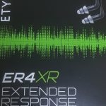 Etymotic Research ER4 XR : eXtended Response – 완벽한 싱글 BA HiFi 이어폰